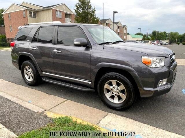 Used 2012 TOYOTA 4RUNNER BH416407 for Sale