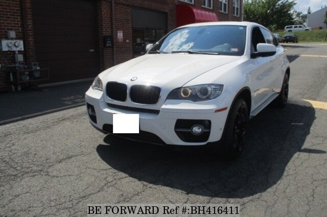 Used 2012 BMW X6 BH416411 for Sale