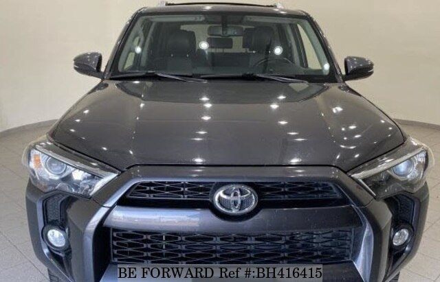 Used 2016 TOYOTA 4RUNNER BH416415 for Sale