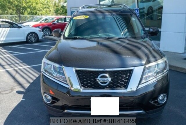 Used 2014 NISSAN PATHFINDER BH416429 for Sale