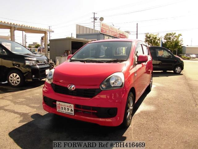 Used 2015 DAIHATSU MIRA ES BH416469 for Sale