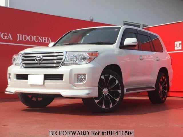 Used 2014 TOYOTA LAND CRUISER BH416504 for Sale