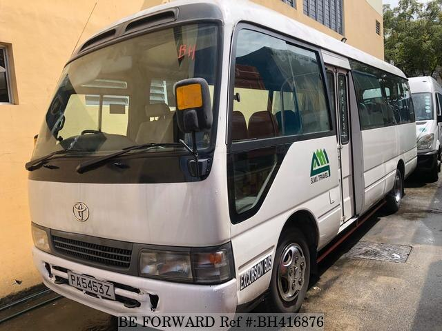 Used 2005 TOYOTA COASTER BH416876 for Sale