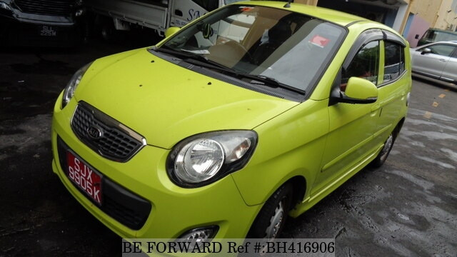 Used 2010 KIA PICANTO BH416906 for Sale