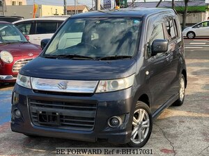 Used 2009 SUZUKI WAGON R BH417031 for Sale