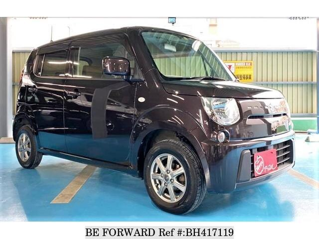 Used 2011 SUZUKI MR WAGON BH417119 for Sale