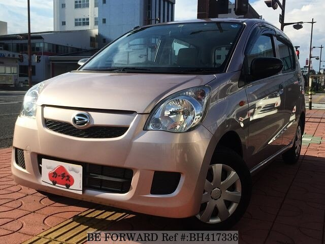 Used 2013 DAIHATSU MIRA BH417336 for Sale