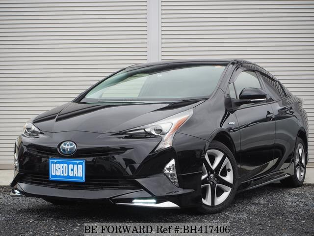 Used 2016 TOYOTA PRIUS BH417406 for Sale