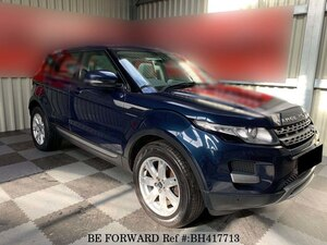 Used 2013 LAND ROVER RANGE ROVER EVOQUE BH417713 for Sale