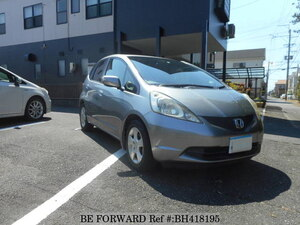 Used 2010 HONDA FIT BH418195 for Sale