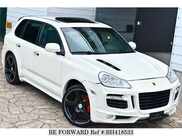 Used 2009 Porsche Cayenne Turbo S Tiptoronic S For Sale Bh418533 Be Forward