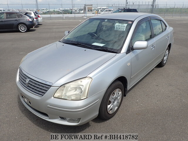 Used 2002 TOYOTA PREMIO BH418782 for Sale