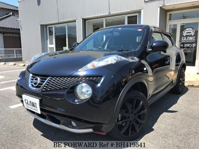 Used 2010 NISSAN JUKE BH419541 for Sale