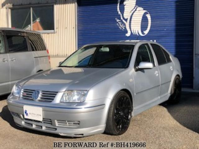 Used 2002 VOLKSWAGEN BORA BH419666 for Sale