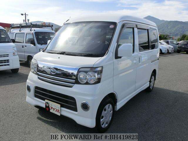 Used 2006 DAIHATSU ATRAI WAGON BH419823 for Sale