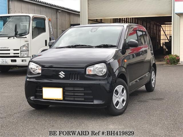 Used 2018 SUZUKI ALTO BH419829 for Sale