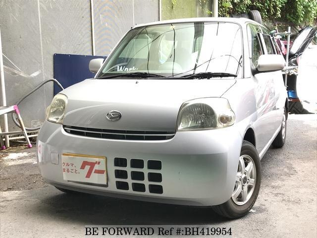 Used 2006 DAIHATSU ESSE BH419954 for Sale