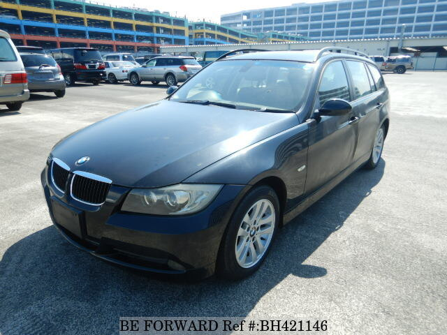 Used 2007 BMW 3 SERIES BH421146 for Sale