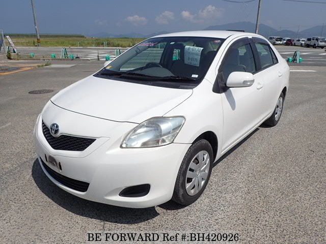 Used 2010 TOYOTA BELTA BH420926 for Sale