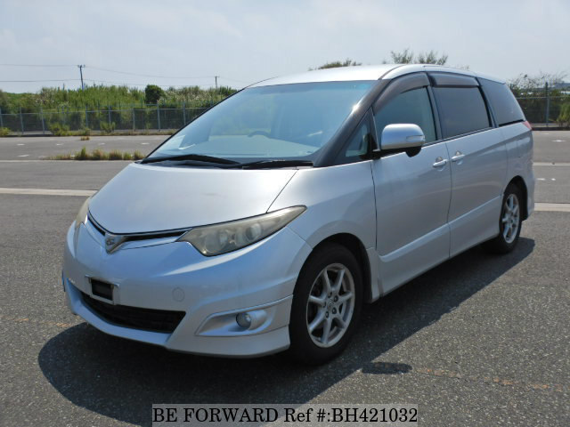 Used 2006 TOYOTA ESTIMA BH421032 for Sale