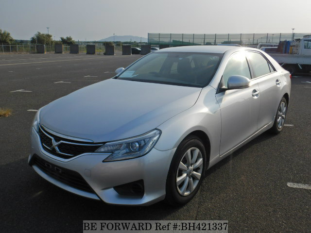 Used 2015 TOYOTA MARK X BH421337 for Sale