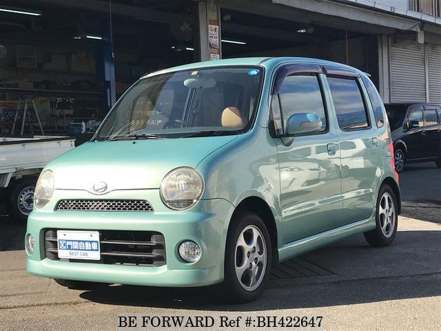 Used 2005 DAIHATSU MOVE LATTE BH422647 for Sale