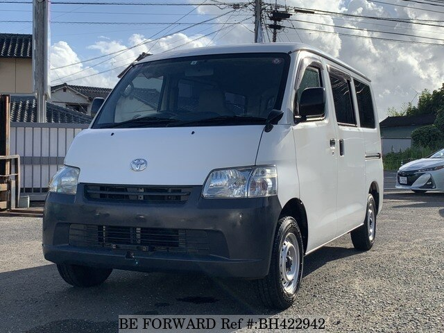 Used 2013 TOYOTA TOWNACE VAN BH422942 for Sale