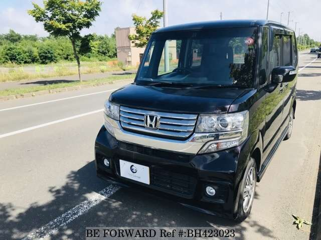 Used 2012 HONDA N BOX PLUS BH423023 for Sale