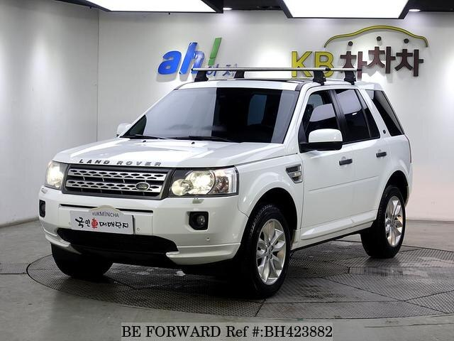 Used 2011 LAND ROVER FREELANDER BH423882 for Sale