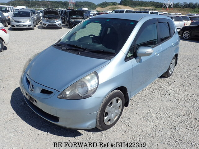 Used 2005 HONDA FIT BH422359 for Sale