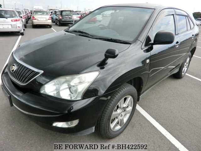 Used 2006 TOYOTA HARRIER BH422592 for Sale