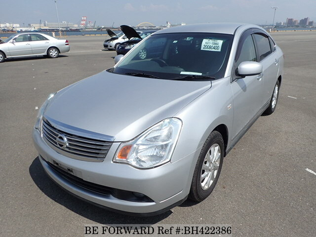 Used 2010 NISSAN BLUEBIRD SYLPHY BH422386 for Sale