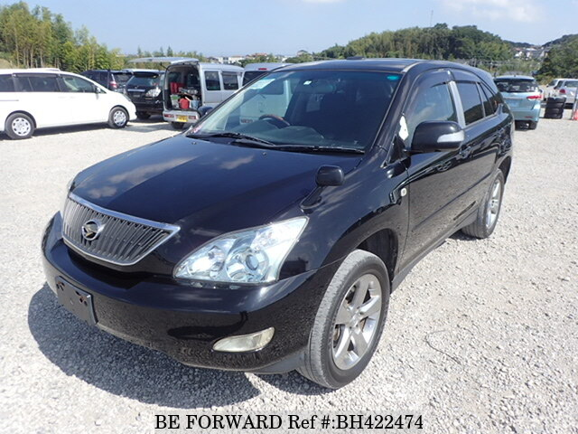Used 2005 TOYOTA HARRIER BH422474 for Sale