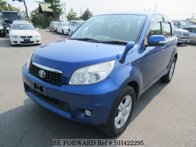 Used 2010 TOYOTA RUSH BH422295 for Sale