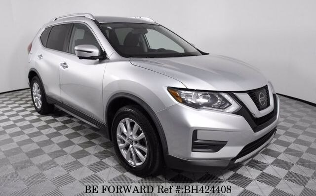 Used 2017 NISSAN ROGUE BH424408 for Sale