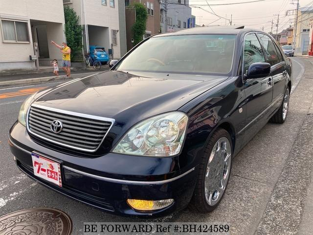 Used 2000 TOYOTA CELSIOR BH424589 for Sale
