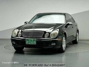 Used 2005 MERCEDES-BENZ E-CLASS BH424687 for Sale