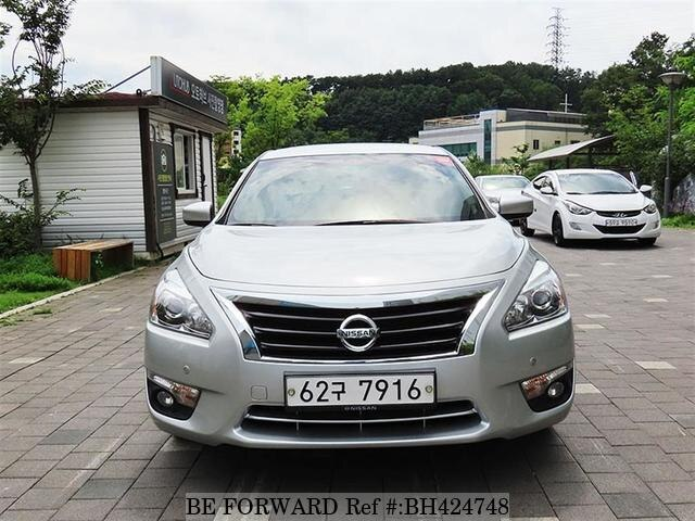 Used 2013 NISSAN ALTIMA BH424748 for Sale