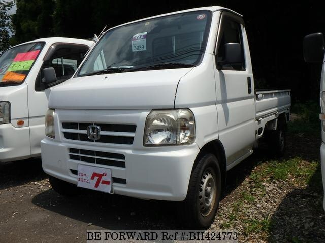 Used 2008 HONDA ACTY TRUCK BH424773 for Sale
