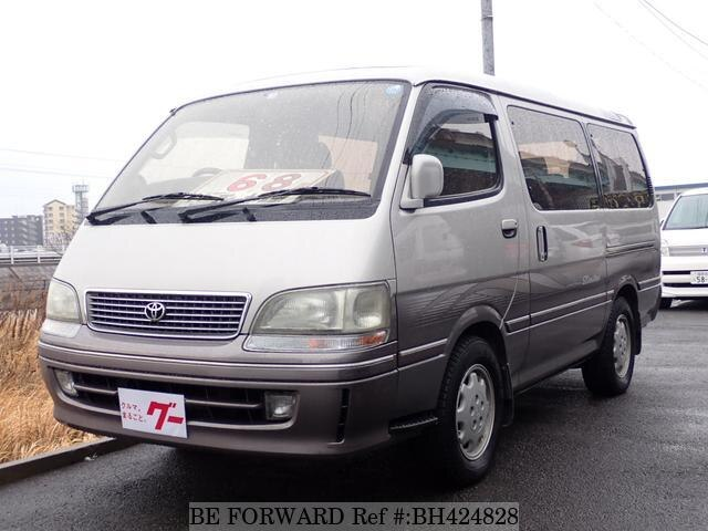Used 1999 TOYOTA HIACE WAGON BH424828 for Sale