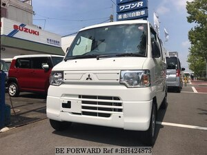 Used 2012 MITSUBISHI MINICAB VAN BH424873 for Sale