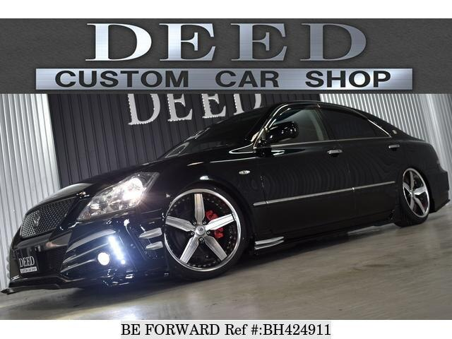 Used 2005 TOYOTA CROWN BH424911 for Sale