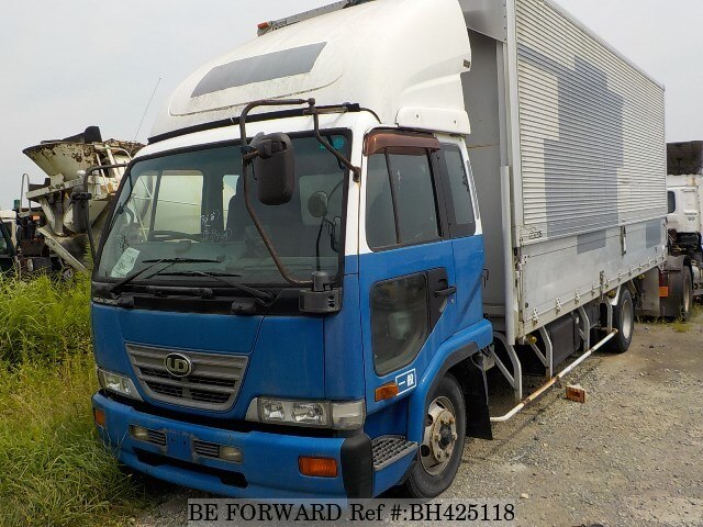 Used 2002 NISSAN CONDOR BH425118 for Sale