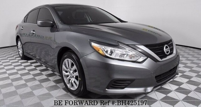 Used 2017 NISSAN ALTIMA BH425197 for Sale