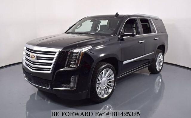 Used 2020 Cadillac Escalade Platinum 4wd V8 For Sale Bh425325 Be Forward