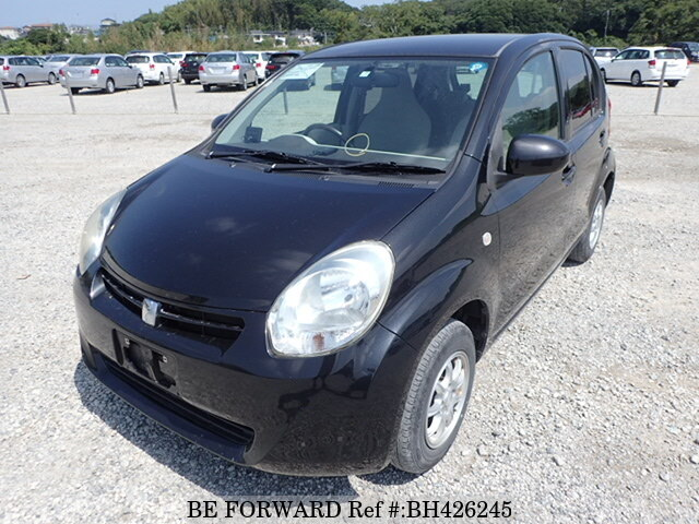 Used 2010 TOYOTA PASSO BH426245 for Sale