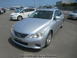 Used 2010 TOYOTA MARK X BH425844 for Sale