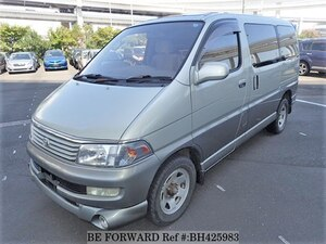 Used 1997 TOYOTA REGIUS WAGON BH425983 for Sale