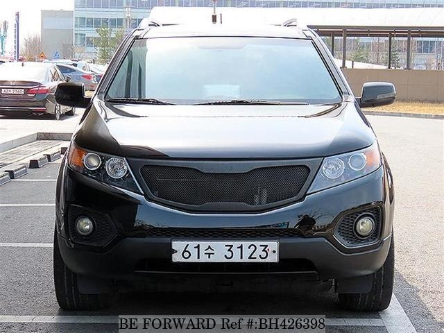 Used 2011 KIA SORENTO BH426398 for Sale