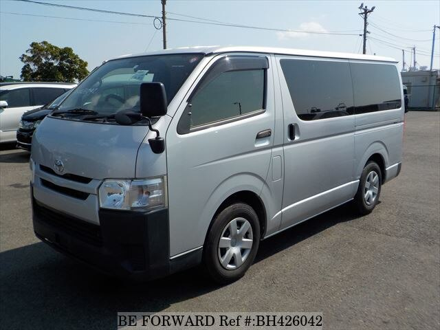 Used 2015 TOYOTA REGIUSACE VAN BH426042 for Sale